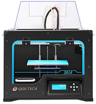 screenshot of Qidi Printer