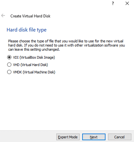 image showing installation steps of virtual drive