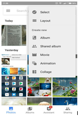 image showing Android screenshot