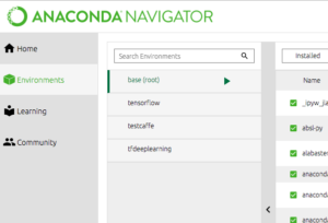 channels in anaconda main