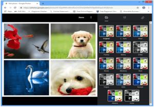 create collage google photos
