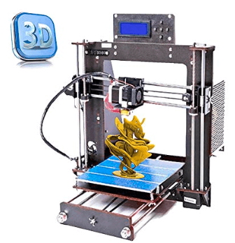 image of 3D printer's Open view
