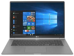 image of LG laptop iwth i7 processor