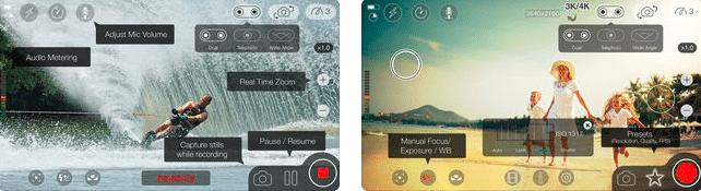 image of moviePRO app