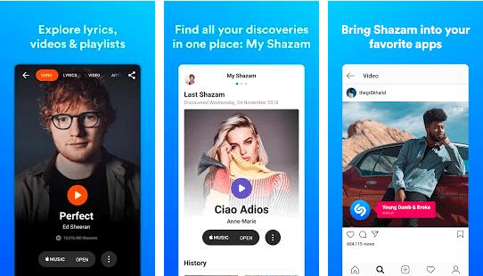 best song identifier app
