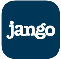 logo of Jango radio app