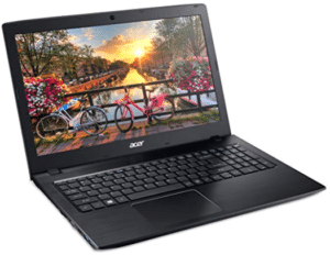 Image of Acer Aspire gaming laptop