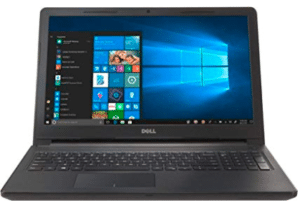 image of Dell laptop