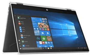 image of convertible laptop under $500