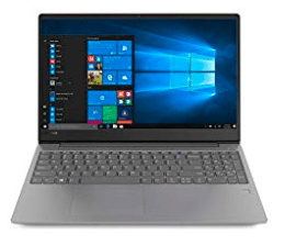 image showing laptop of lenovo brand