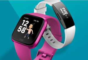 sync fitbit with Apple Health