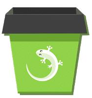 image showing a Trash box