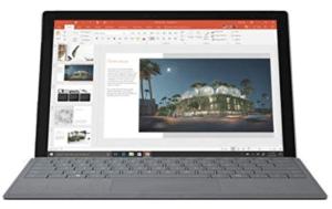 image of surface Pro laptop