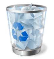 image showing recycle bin