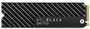 image of WD black internal SSD