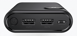 ports of power bank