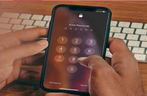 free iPhone passcode unlocker software