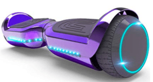 image shwoing pic of hoverstar's hoverboard