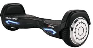 Image of children hoverboard in black color