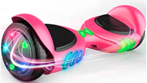 screenshot of tomoloo hoverboard