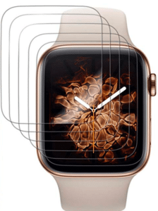 image of multiple screen covers for iwatch