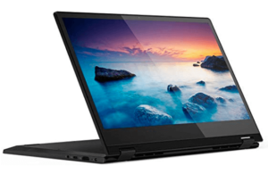 image of Lenovo 2in1 laptop