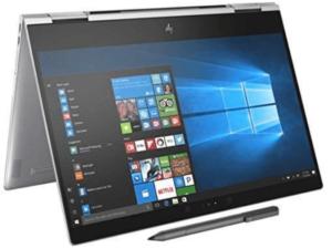 image showing foldable laptop
