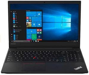 Front View of Lenovo Thinkpad