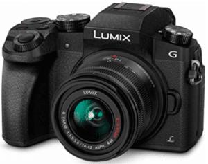 image showing panasonic 4k resolution camera