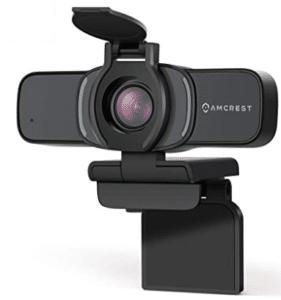 image of amcrest webcam