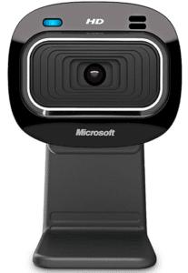 image showing Microsoft webcam