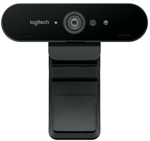 image of logitech brio webcam