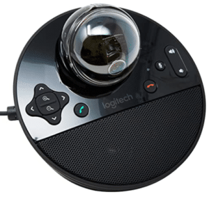 image of webcam for web conferencing