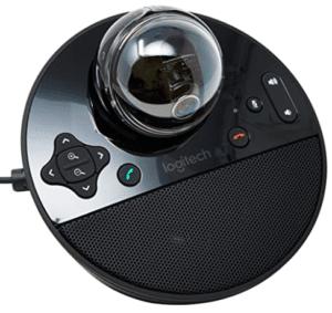 image of webcam for web conferencing