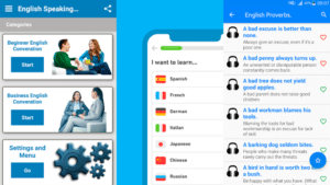 best language & power skill apps