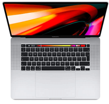 image of Apple macbook