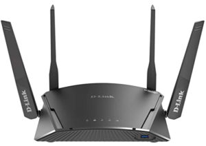 image of Dlink wifi router