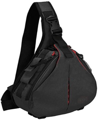 image of sling bag for camera