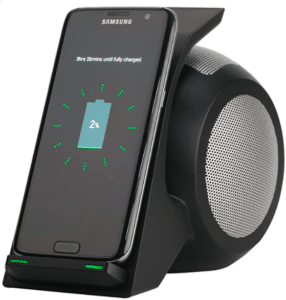 image of wireless mobile charger from Censhi brand