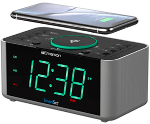 image of emerson wireless charger