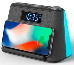 screenshot of iBox wireless charger
