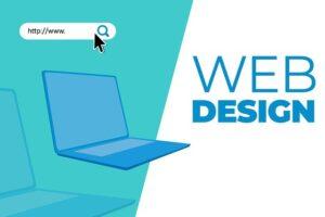 pick local website design company