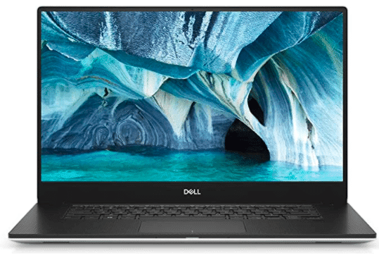 image of dell laptop for writing