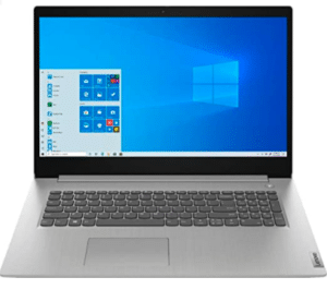 image of 17 inches ideapad