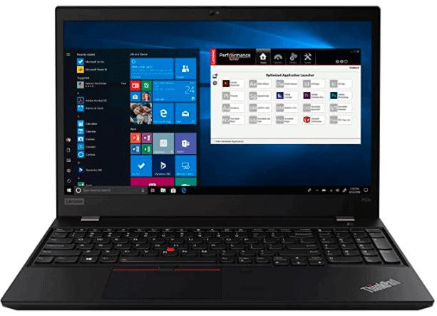 image of lenovo-Thinkpad laptop