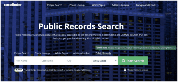 people records search