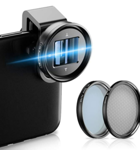 Anamorphic Lens accessories by Apexel