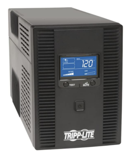 Uninterrupted Power Supply of Smart-UPS Backup by Tripp Lite