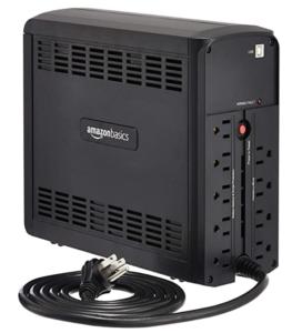 UPS Uninterrupted Power Supply system by AmazonBasics