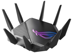 WiFi 6-E Gaming Router by ASUS